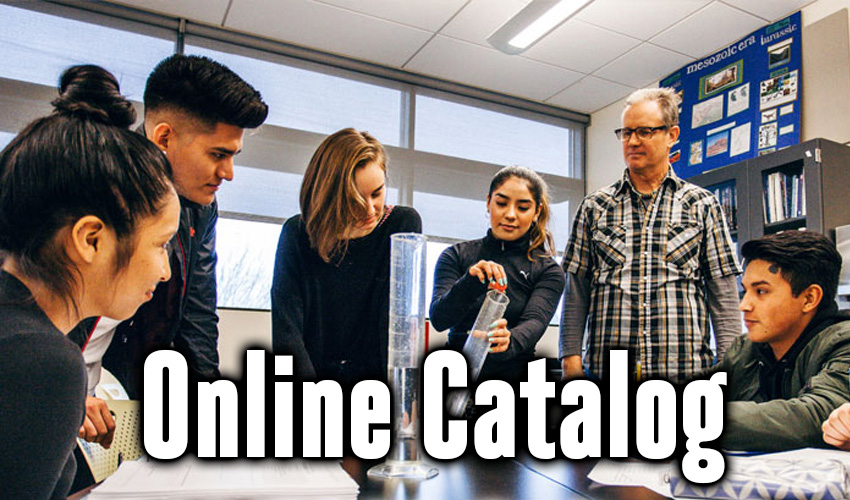 http://catalog.skagit.edu - Online Catalog